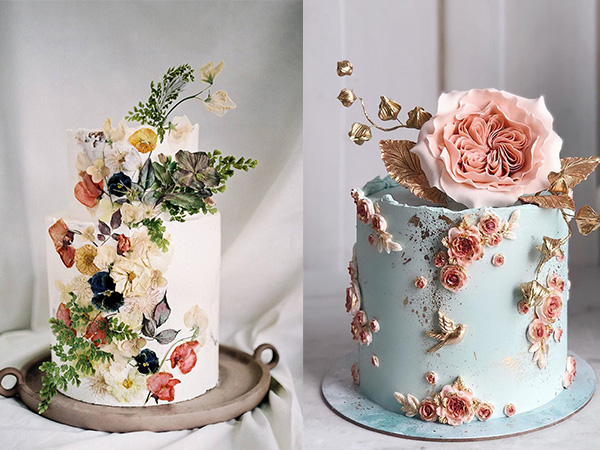 Top 11 wedding cakes trends that are getting huge in 2021